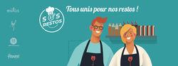 Je participe à l'opération SOS Restaurateurs